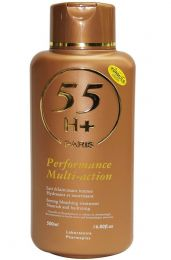 55H+ Performance Multi-Action Strong Bleaching Treatment Nourish & Hyderating Lotion 16.8oz