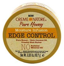 Creme of Nature Pure Honey Moisture Infusion Edge Control 2.25 oz