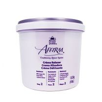 Avlon Affirm Conditioning Creme Relaxer Original Formula Resistant 4lbs