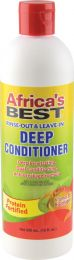 Africa's Best Rinse Out Leave In Conditioner 12oz