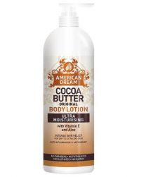 American Dream Cocoa Butter Original Body Lotion