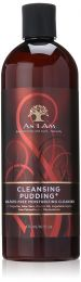 As I Am Sulfate-Free Moisturising Cleanser Pudding 475ml