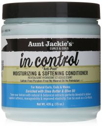 Aunt Jackie's In Control Moisturizing and Softening Conditioner