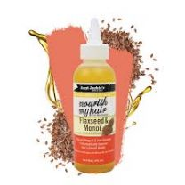 Aunt Jackie's Nourish My Hair Flaxseed & Monoi Oil