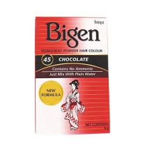 Bigen Permanent Powder Hair Color Chocolate