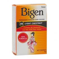 Bigen Permanent Powder Hair Color Light Chestnut