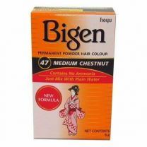 Bigen Permanent Powder Hair Color Medium Chestnut