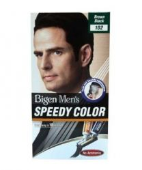 Bigen Brown Black Speedy Hair Colour For Men 102