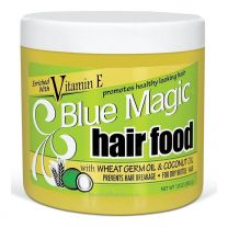 Blue Magic Hair Food With Whear Germ Oil & Coconut Oil 12OZ