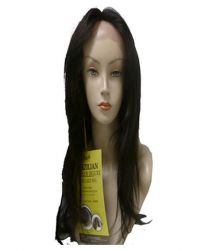 Rush Collection Brazilian Glamour Swiss Lace Human Hair Straight Wig