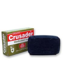 Crusader Medicated Soap 3OZ