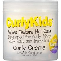 Curly Kids Mixed Texture Haircare Leave In Conditioner 6 oz