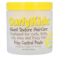 CurlyKids Mixed Texture Haircare Frizz Control Paste 6oz
