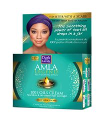 Dark and Lovely Amla Legend 1001 Oils Night Wrap Cream 150ml