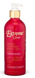 Extreme Glow Strong Skin Lightening Beauty Body Milk Lotion 16.8oz