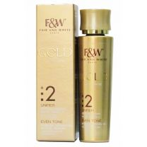 Fair and White Gold Ultimate Even Tone Argan Oil Active Serum Gold