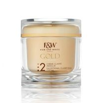 Fair and White Gold Exceptional Clarifying Cream 200ml
