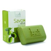 Fair and White Exfoliating Olive Oil Soap 200g