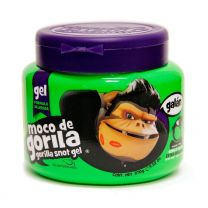 Moco De Gorilla Snot Gel Galan Hair Green Jar Extra Shine 9.52oz