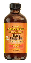 Jamaican Mango & Lime Black Castor Oil Original 8 oz