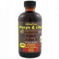 Jamaican Mango & Lime Black Castor Oil Xtra Dark 8 oz