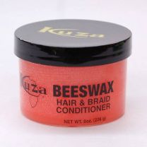 Kuza Beeswax Hair & Braid Conditioner 8oz