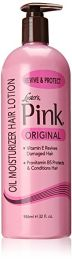 Luster's Pink Oil Moisturizer Hair Lotion Original 32oz