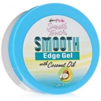 Luster's Pink Smooth Edge Gel with Coconut Oil 57g