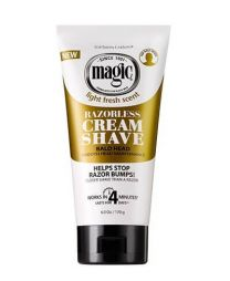 Magic Razorless Shaving Cream Smooth Tube 170ml
