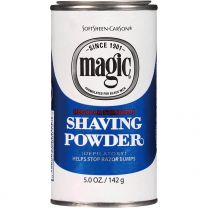 Magic Regular Strength Shaving Powder Blue 142g