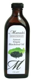 Mamado Aromatherapy Natural Virgin Black Seed Oil 150ML
