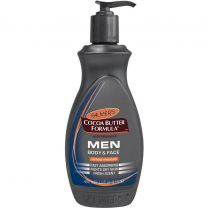 Palmers Cocoa Butter Formula Face & Body Lotion For Men 400ml Pump
