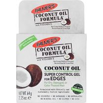 Palmers Coconut Oil Formula Super Control Gel For Edges 2.25oz