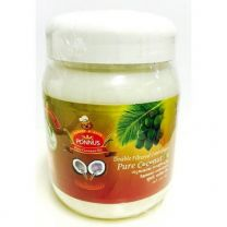 Ponnus Double Filtered Centrifuged Pure Coconut Oil