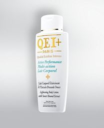 QEI+ Paris Lightening Body Lotion with Sweet Almond Extract 500ml