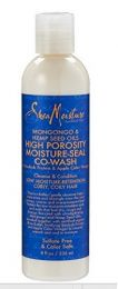 Shea Moisture High Porosity Moisture Seal Co-Wash 8OZ