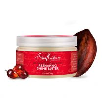 Shea Moisture Red Palm Oil and Cocoa Butter Reshaping Shine Butter 3.75oz