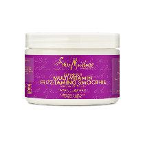 Shea Moisture Super Fruit Multi-Vitamin Frizz Taming Smoothie 12OZ