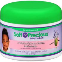 Soft & Precious Moisturizing Cream Hairdress (Infused with Olive Oil & Lavender) 7.5oz
