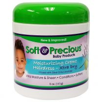 Soft & Precious Moisturizing Creme Hairdress Xtra Dry (Infused with Olive Oil & Lavender) 5oz