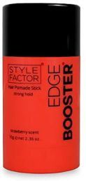 Style Factor Edge Booster Strawberry Hair Pomade Stick 2.36 oz