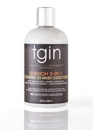 tgin Quench 3 in 1 Cleansing Co Wash Conditioner 13OZ