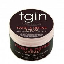 tgin Twist & Define Cream 12 OZ with coconut oil + vitamin E