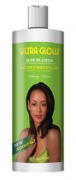 Ultra Glow Olive Butter Lotion 16oz
