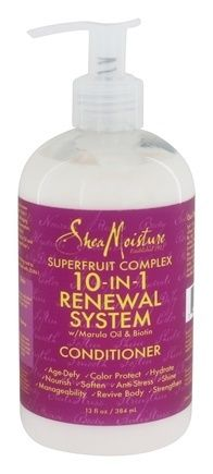 Shea Moisture SuperFruit Complex 10-IN-1 Renewal System Conditioner 12oz