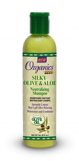 Africa's Best Olive & Aloe Neutralizing Shampoo 8oz