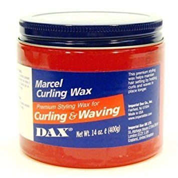 DAX Marcel Premium Hair Curling & Waving Wax 14oz