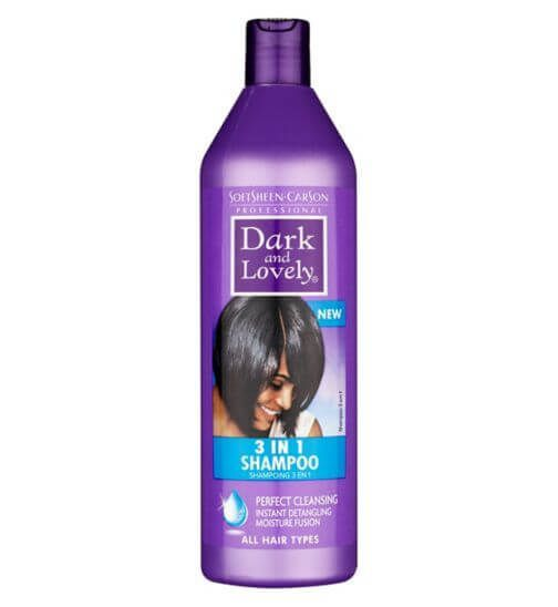 Dark And Lovely Moisture Seal 3 In 1 Shampoo 13.5 oz