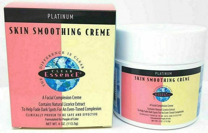Clear Essence Skin Smoothing & Facial Complexion Cream 4oz