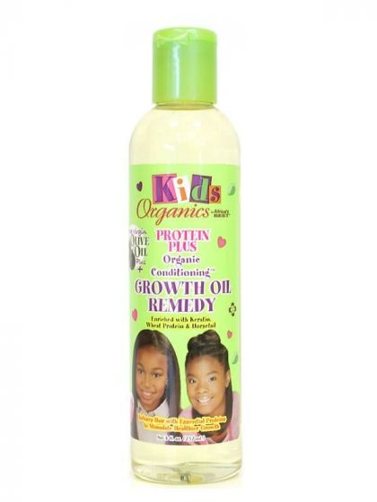 Africas Best Kids Organic Conditioning Growth Oil Remedy 8oz